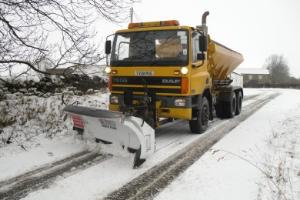 Lame déneigement Power Plow  3400PP