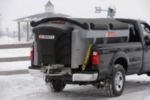 Saleuse électrique ICE CHASER 2000L Spreader